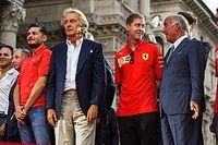 Экс-президент призвал Ferrari не принижать Феттеля