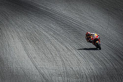 """Márquez: """"El nuevo chasis que he probado tiene puntos bastante positivos"""""""