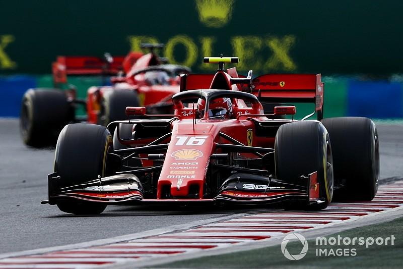 Leclerc cherche à comprendre son déficit sur Vettel en course