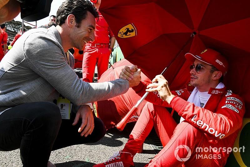 """Leclerc: """"Vettel araçla ilgili her şeyde çok hassas"""""""