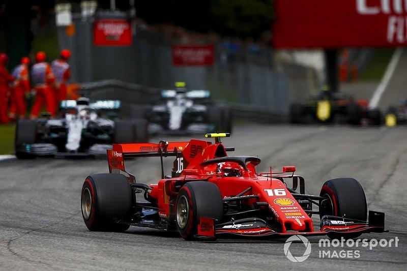 Ferrari y Red Bull apuestan por las gomas blandas en Rusia