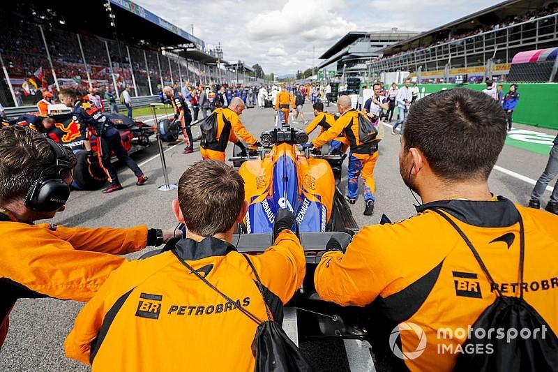 A McLaren nem remeg meg a Renault miatt, jönnek az új fejlesztések