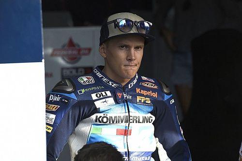 Moto3: doppia frattura per Rodrigo, weekend di Brno finito