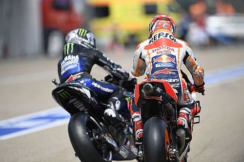 """Marquez stuzzica Ducati: """"I piloti da battere ora? Quelli Yamaha"""""""