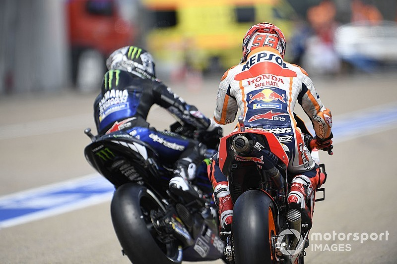 Marquez: Yamaha, not Ducati, now biggest threat