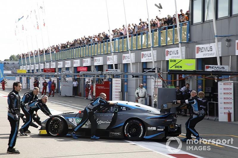DTM-team R-Motorsport mikt op 24 uur van Le Mans met Aston Martin
