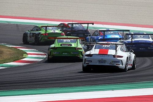 """Carrera Cup Italia, tutta Vallelunga """"live"""" su Sky-Cielo con Matteo Bobbi"""
