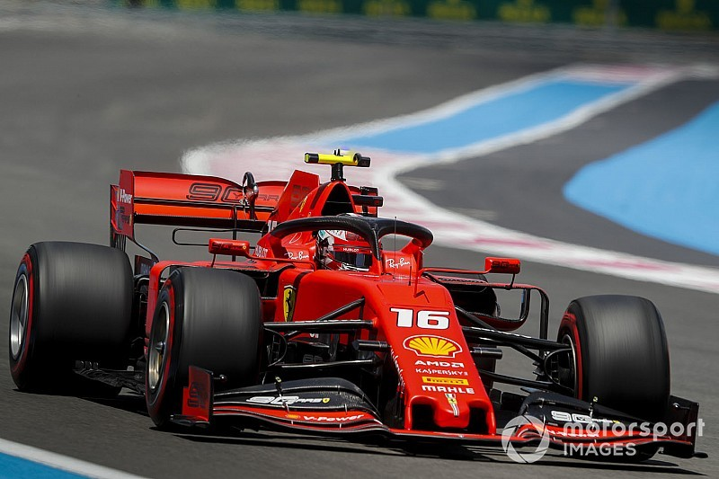 Ferrari va chercher l'appui aéro aux dépens de la V-max