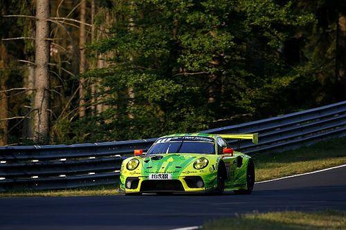24 uur Nürburgring: Porsche met Vanthoor controleert na 18 uur
