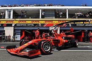Ferrari komt tot inzicht: Topsnelheid inleveren voor downforce