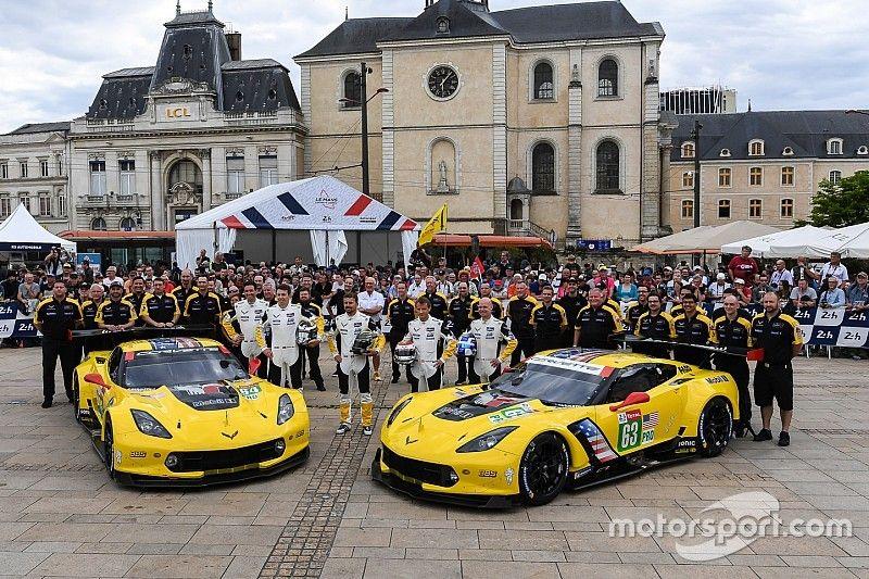 Corvette's 20th Le Mans highlights an unprecedented legacy