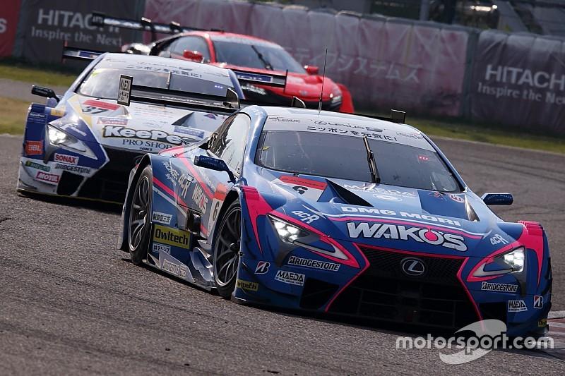 ものすごく悔しい3位……6号車の大嶋和也&山下健太「次は勝ちたい」