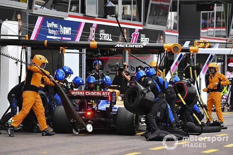Norrisszal elszámolta magát a McLaren, de akkor jó ötletnek tűnt