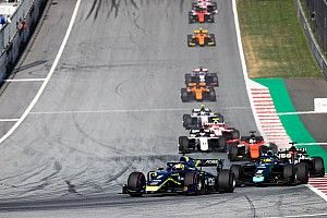 Horarios de la F2 y la F3 2020 en Austria