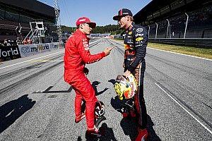 Ferrari niega interés por Verstappen, respalda a Vettel y Leclerc