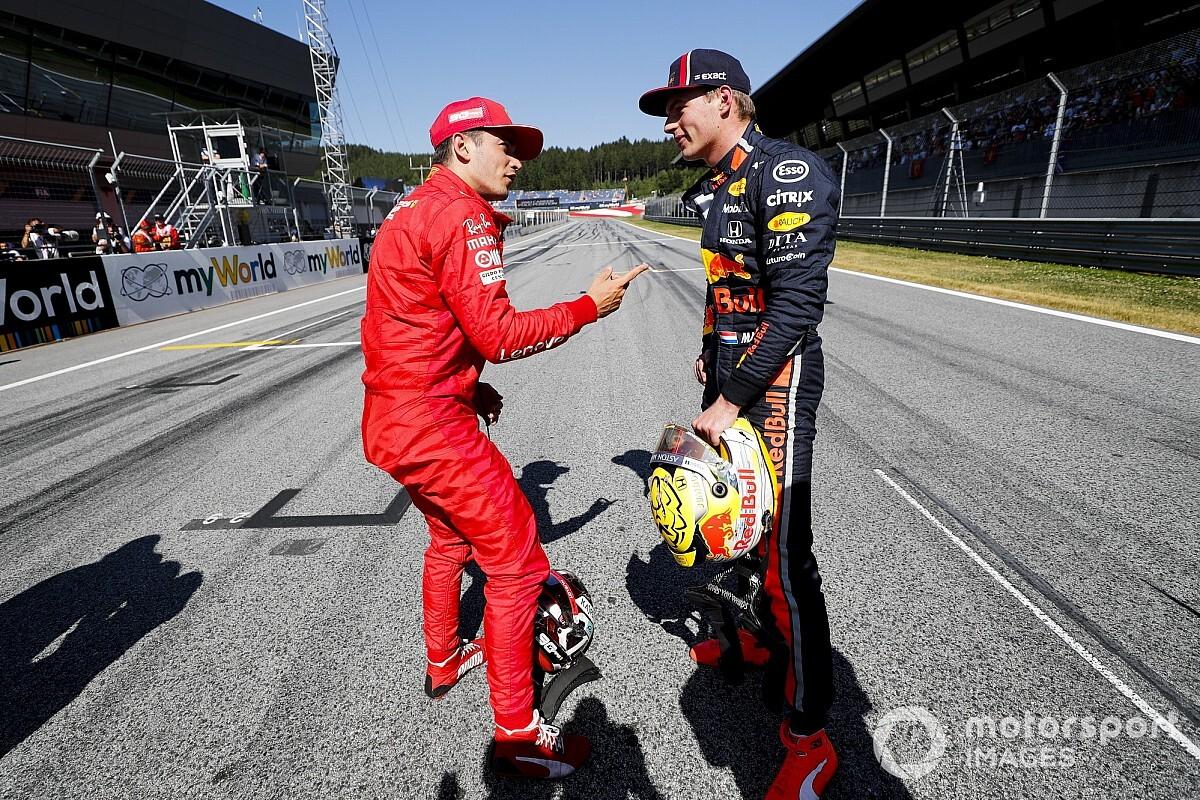 Ferrari respalda a Leclerc y Vettel y niega interés por Verstappen