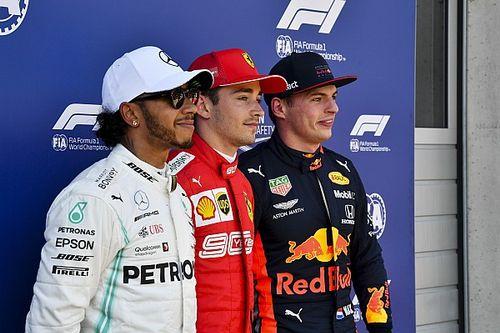 Chefe da Red Bull: Hamilton terá que aguentar Verstappen e Leclerc