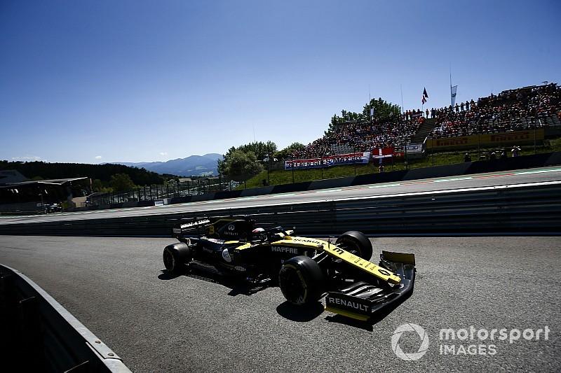Renault keert op Silverstone terug naar eerdere set-up