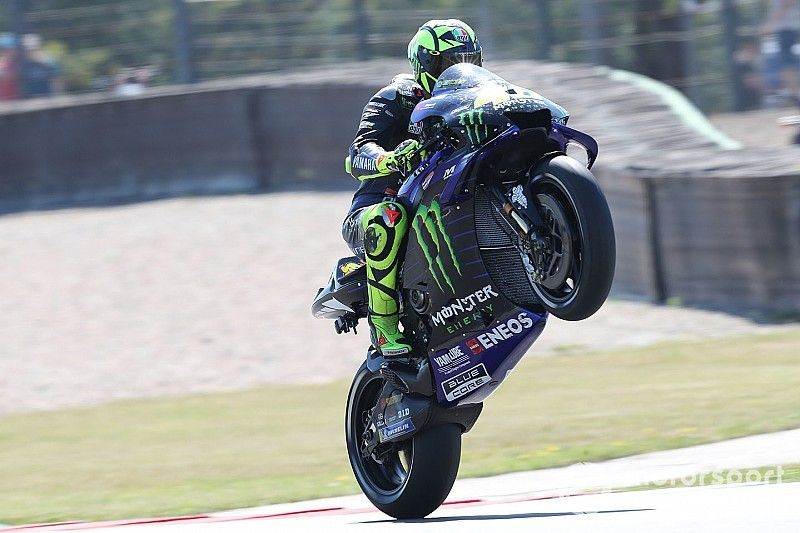 """Rossi: """"Hay mucha diferencia entre Maverick y yo y no sabemos qué pasa"""""""