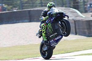 Rossi nie jest już tak dobry jak rywale