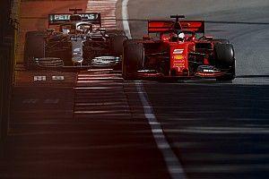 Ferrari a notifié son intention de faire appel de la pénalité de Vettel