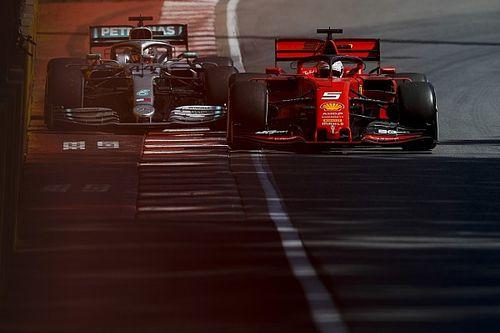 Ferrari berniat ajukan banding atas penalti Vettel
