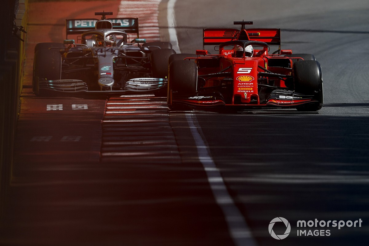 法拉利有意就维特尔受罚上诉FIA