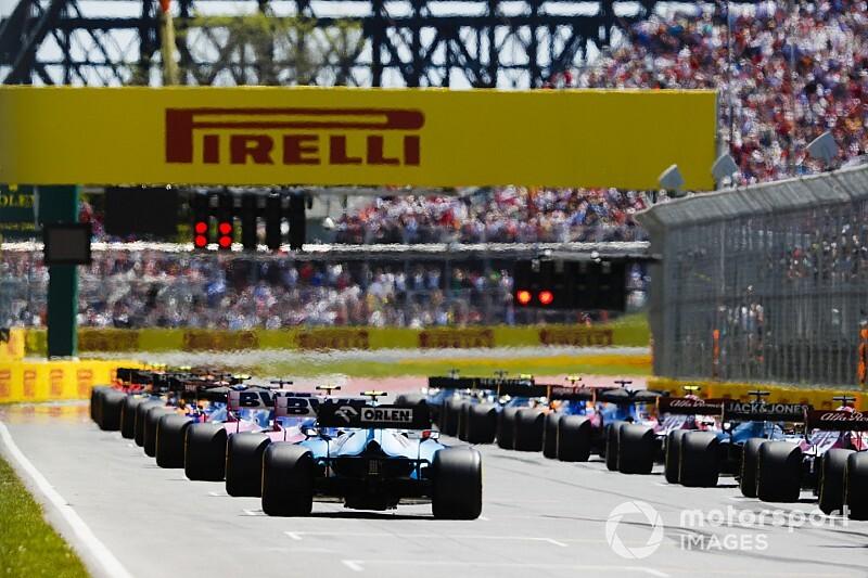 Dos equipos de F1 boicotearon las carreras con parrilla invertida
