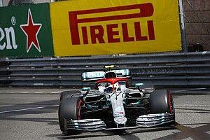Bottas y Verstappen culpan a los neumáticos de perder la pole