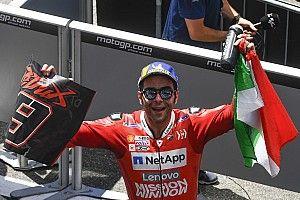 Ducati segera perbarui kontrak Petrucci