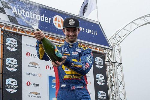 Rossi y Honda se mantienen con Andretti Autosport