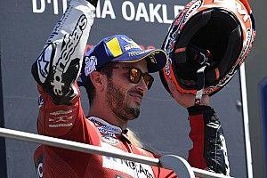 Dovizioso szerint a kanyarok továbbra sem a Ducati barátai