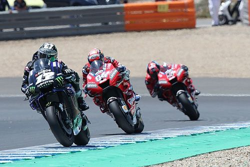 "Vinales: Jerez podium all ""about the start"""