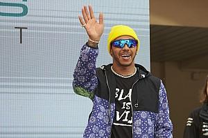 Хэмилтона включили в топ-50 самых модных спортсменов мира