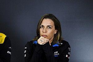 Williams sebut hak veto Ferrari tak masuk akal