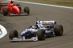Toutes les victoires de Jacques Villeneuve en F1