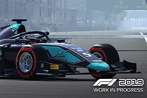 F1 2019 Gameplay: Een ronde Formule 2 in Bahrein