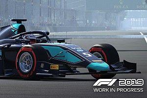 Videó: Ilyen az F2 az F1 2019-ben – rendkívül agresszív az AI!