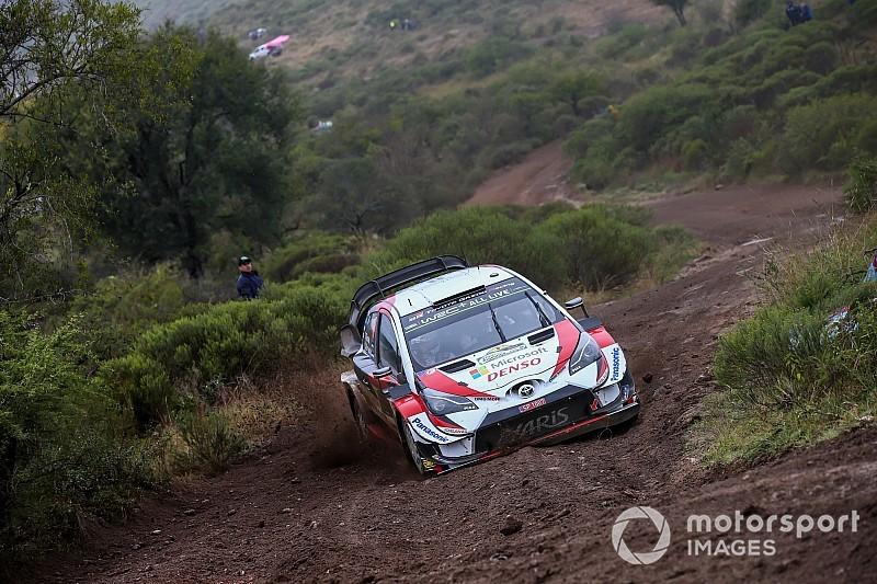 WRC, Rally d'Argentina, PS6-7: Tanak si riscatta e torna in testa alla corsa