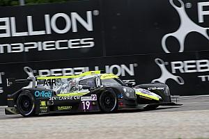 Lucas Légeret et David Droux en pointe à Monza