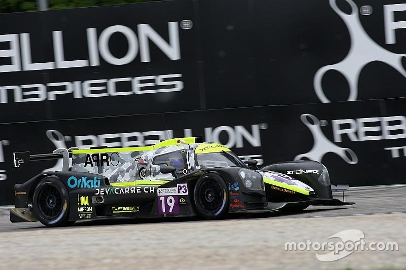 Lucas Légeret und David Droux in Monza an vorderster Front