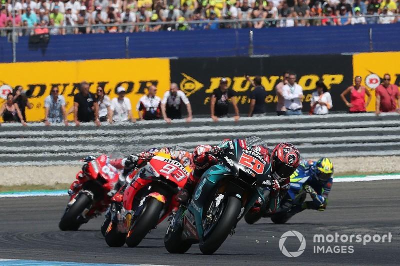 Het MotoGP-zomerrapport: Satellietrijders Quartararo tot Abraham
