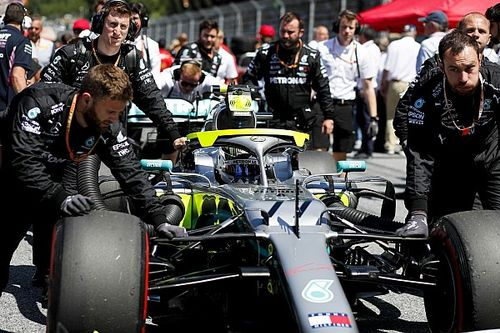 "Mercedes' cooling ""Achilles' heel"" explained"