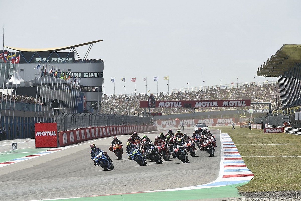 Holland extends events ban, MotoGP race set for postponement