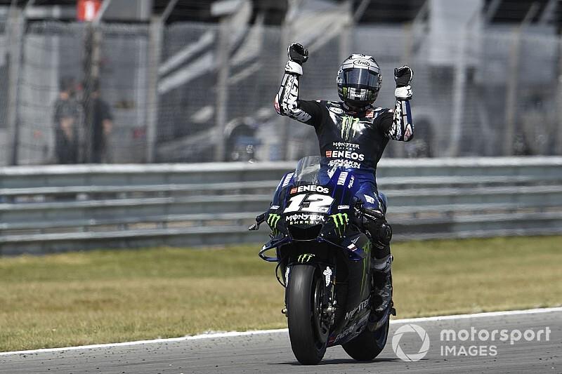 Fotogallery MotoGP: Vinales e la Yamaha tornano alla vittoria ad Assen