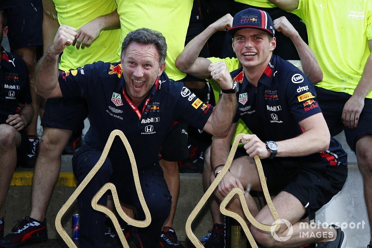Verstappen a győzelme miatt nem fog a padlón csúszkálni, és szerinte Leclerc nem volt teljesen korrekt