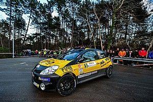 Al 66° Rallye Sanremo Gasparetti svetta nel Trofeo Clio R3 Top