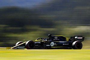 Ricciardo et Renault de retour en piste