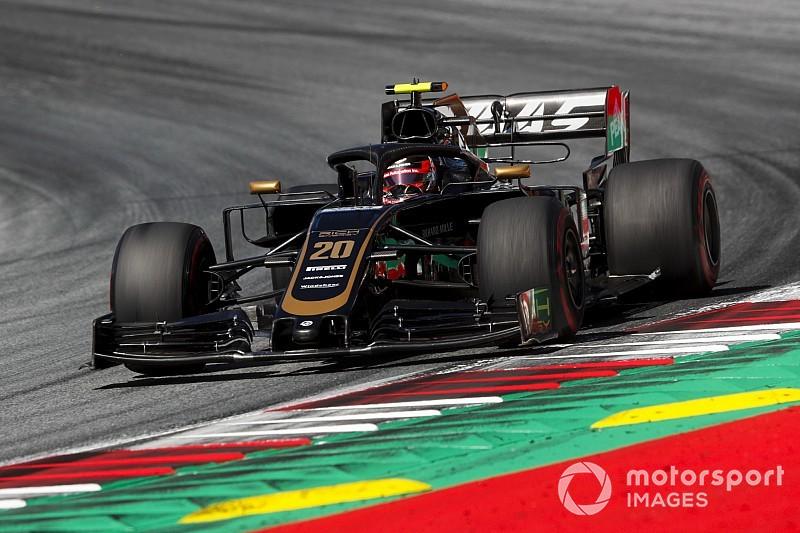 Magnussen grid cezası aldı
