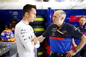 """Albon: """"Surreale il mio passaggio in Red Bull. Ringrazio Tost"""""""